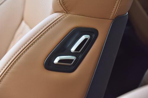 哈弗H9-2020款 尊享型座椅细节