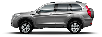 哈弗H9智能硬派全地形SUV