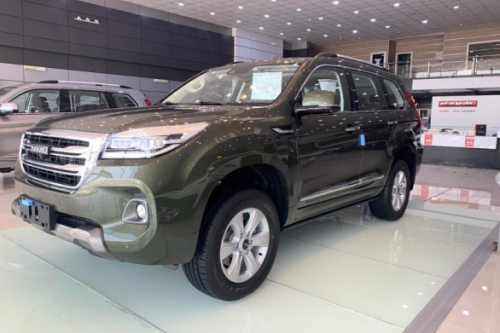 The New HAVAL H9 Was Safely Delivered to the First Owner in Iraq