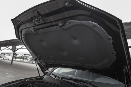 发动机舱盖含隔音棉