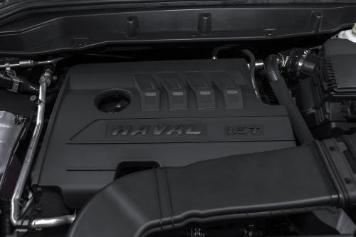 2020款哈弗F5 i炫发动机(正前特写)