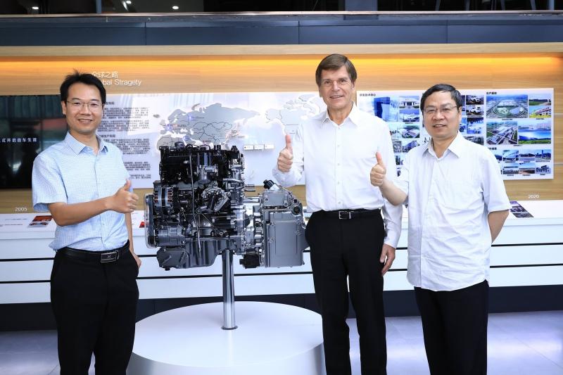进阶!世界首款9速双离合变速器+热效率38.3%发动机 长城汽车全新动力总成年内量产