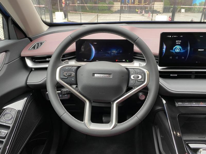2020成都车展:新一代哈弗H6预售12.2-14.1万