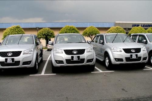 马来西亚:政府采购交车仪式