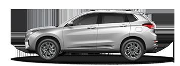 哈弗H6 Coupe9万级节油智选SUV