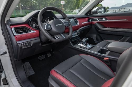 新哈弗H6 Coupe自动豪华智联版