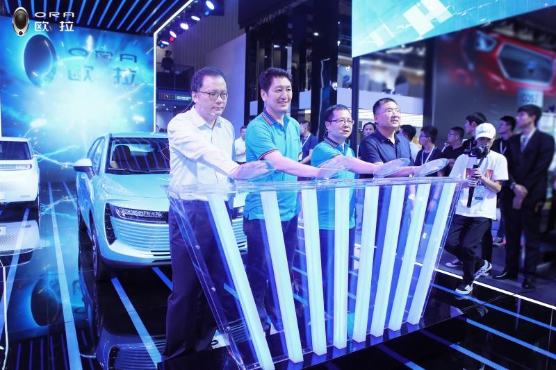 长城欧拉白猫-欧拉iQ 8.98万元惊喜上市,再获4000台订单