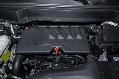 2021款哈弗F7x极智潮玩版1.5T发动机(正前特写)