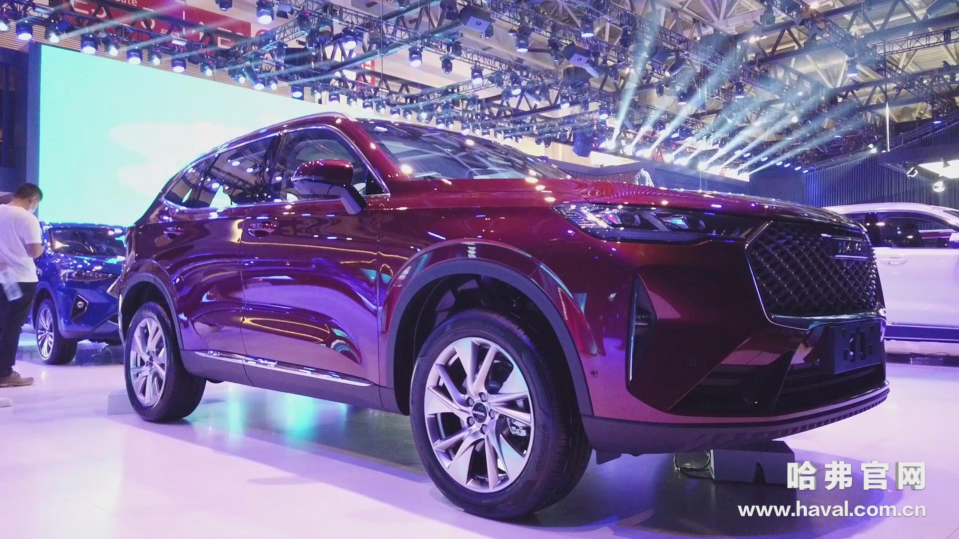 2020北京国际车展新车速览-第三代哈弗H6