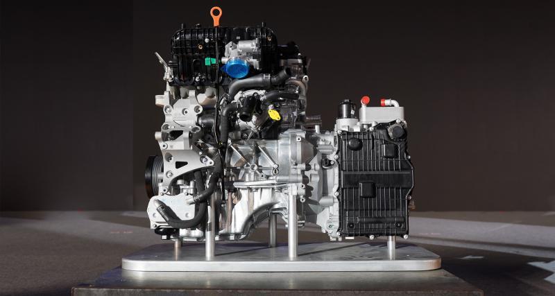 全球首款横置9速湿式双离合变速器下线 长城汽车新一代动力总成正式发布