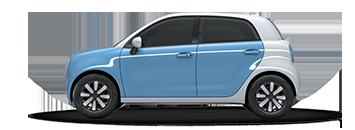 欧拉黑猫新一代电动小车