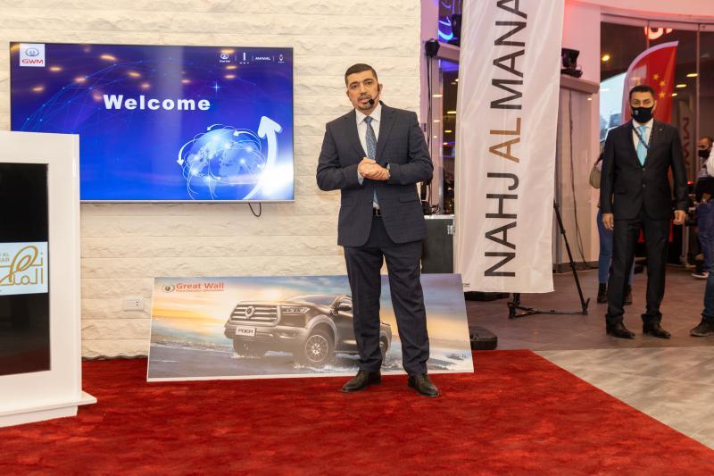 未来已来 长城汽车在约旦以科技创变