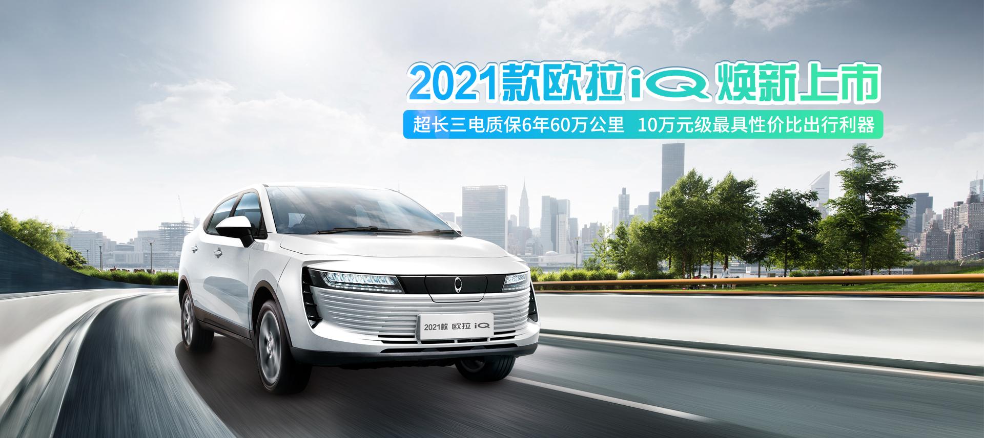 2021款iQ