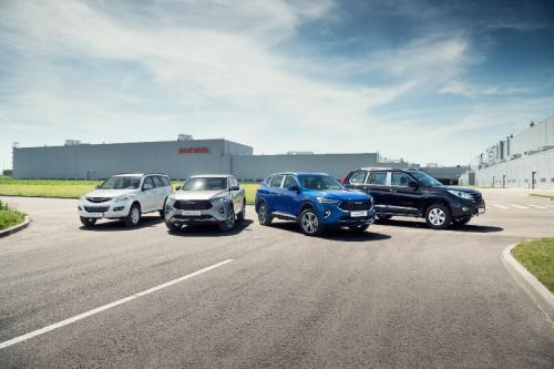 同比大增41%!2020年长城汽车蝉联俄罗斯市场中国汽车品牌销量冠军