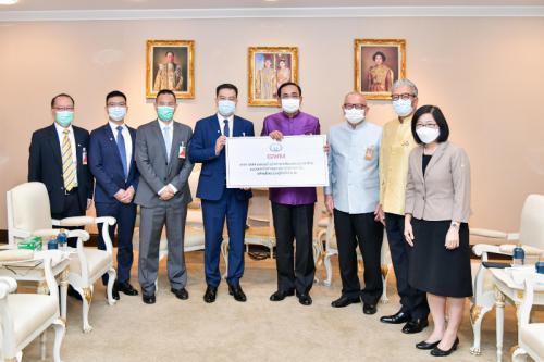 泰国总理巴育会见长城汽车东盟团队