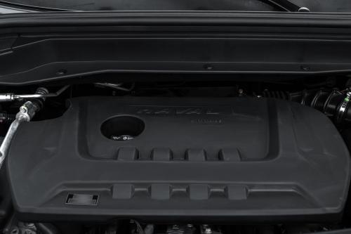 哈弗H6国潮版GT