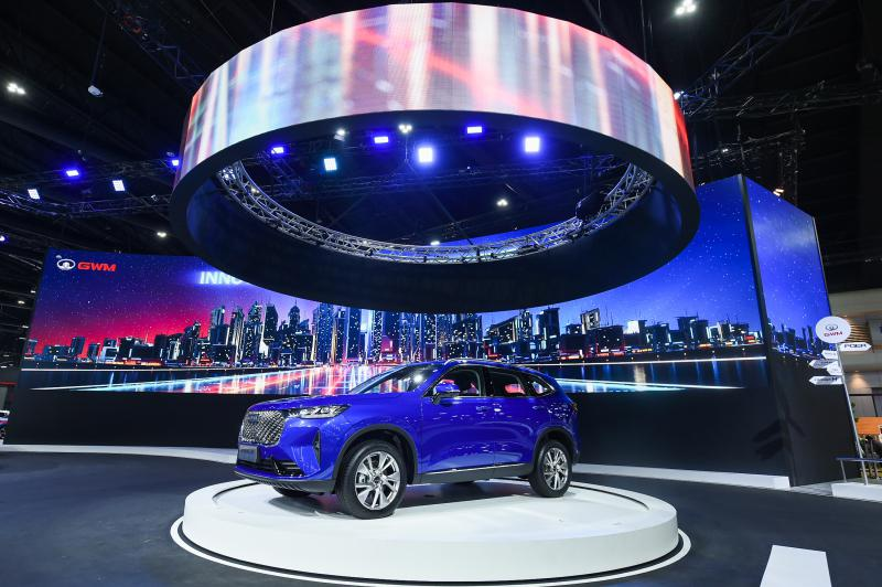 2022 Auto Show Calendar.Great Wall Motor Globally Premieres All New Haval H6 Hybrid Suv At The 42nd Bangkok Motor Show Automotive World
