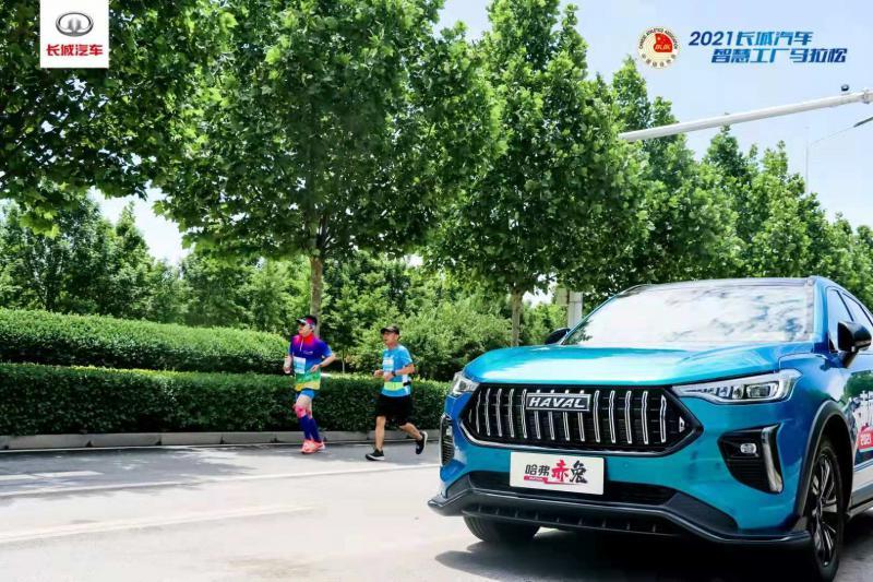 """2021长城汽车智慧工厂""""敞开跑""""亮出中国品牌的硬核驱动力"""