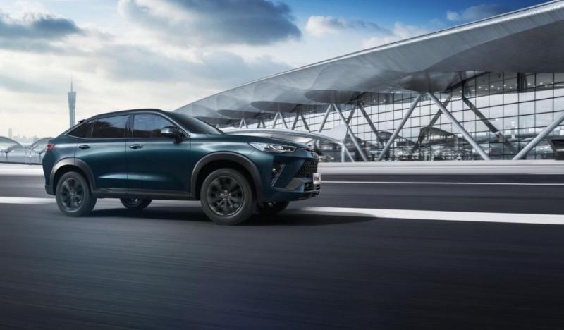 H6家族首款轿跑SUV!哈弗H6S预售13.89万起,至低0首付提车