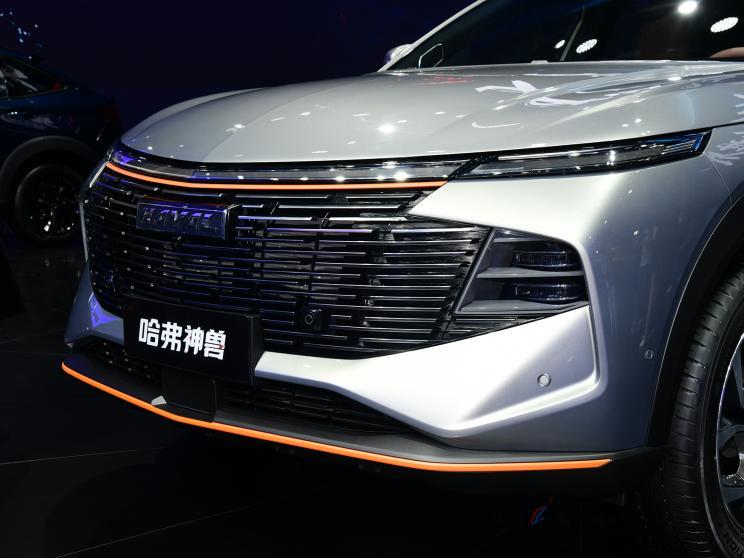 2021成都车展:哈弗神兽正式亮相车展