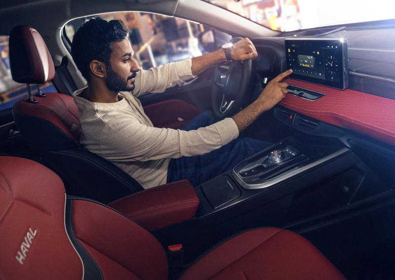 契合新世代用户需求 长城汽车8月销量位列沙特细分市场TOP3!