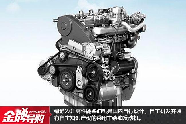 [金牌导购]第32期:哈弗H5 经典版2.0T柴油版购车推荐