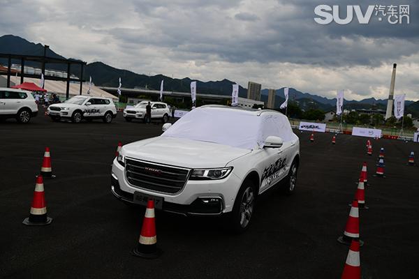 SUV汽车网:缔造完美的非凡气质 试驾哈弗H7