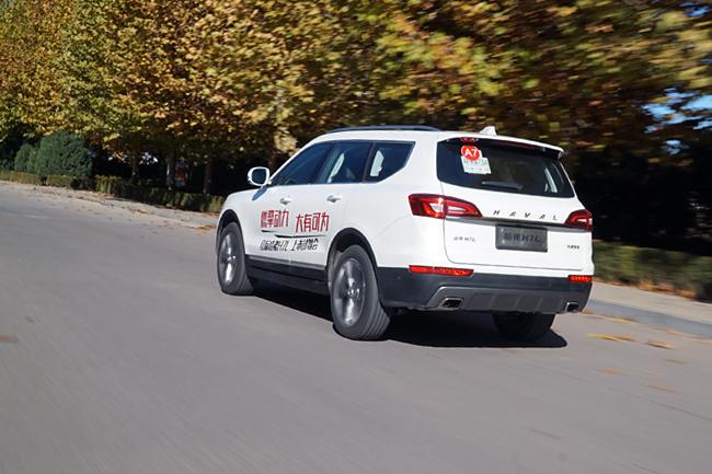 汽车探索:试长城红标哈弗H7L 实在又实用值得购买