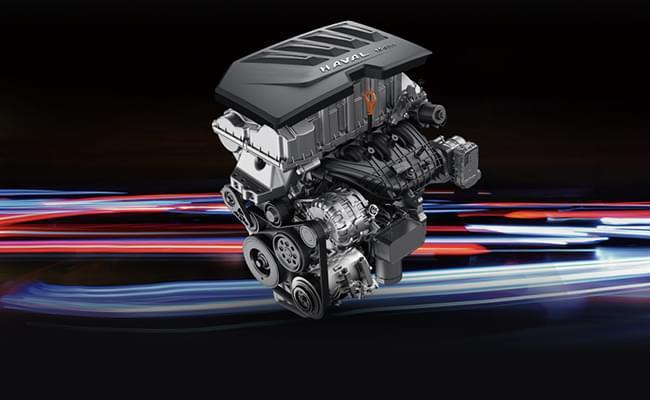 哈弗F5 一流国际团队研发,发动机CVVL技术同级独有,油耗更低