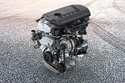 哈弗F7 2.0GDIT发动机
