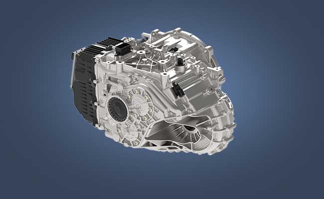 哈弗H4 7DCT湿式双离合变速器