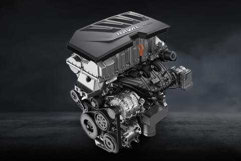 哈弗H6 1.5GDIT发动机