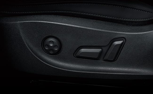 哈弗H6运动版 主驾驶8向电动调节座椅