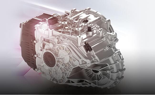 哈弗H6运动版 世界十佳7DCT湿式双离合变速器