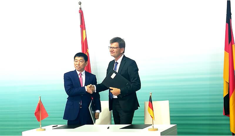 长城欧拉白猫-加速新能源布局长城宝马正式签署合资经营合同